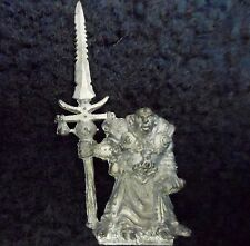 1988 Chaos Champion of Slaanesh 0219 02 Citadel Warhammer Army Hordes Fighter GW