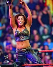 RARE WWE throwback  Mickie James  ring gear 8x10 PHOTO  Divas Womens