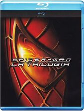 Sony Pictures BRD Spider-man - Trilogia (3 Brd)