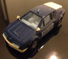 Majorette : Renault Alpine A 310 Police / Nr. 264 / Zustand  Ok / Gebraucht