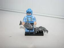 LEGO The Batman Movie Mini Figures  71017 Zodiac Master with Fish and Crab