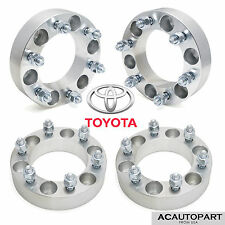 4X WHEEL SPACERS ADAPTERS 1.5''¦ 6X5.5  FIT TOYOTA TACOMA  4RUNNER ONLY 6 LUGS