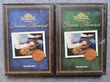 Country's Family Reunion Precious Memories Volume 1 2 Music Tribute DVD Vol 1-2