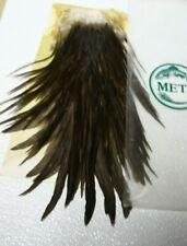 Metz # 2 Rooster Saddle Dun Lot # 006