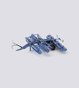 Lemken Rubin 12 Kurzscheibenegge - Modell von ROS (1:32)
