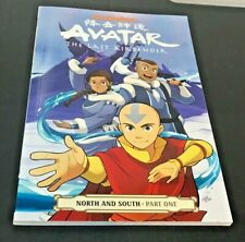Avatar The Last Airbender North and South Part One Comic TPB Nickelodeon