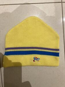 Women's Yellow Ski Hat