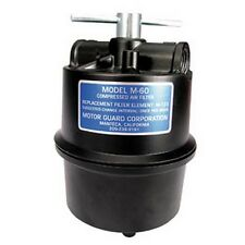 Motor Guard MOTM60 1/2inch NPT Sub-Micronic Compressed Air Filter NEW