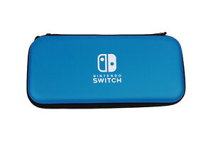 Blue EVA Nintendo Switch Protective Case