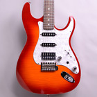 HISTORY CZ-SE/FM EX Brown Topaz Burst S/N:C211017 Electric guitar for sale