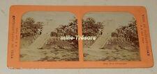 Vue STEREO mexicain : Fort l'Empereur - Vues de FONTAINEBLEAU - Polyramique 1880