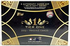 WIL MYERS 2021 TOPPS TIER ONE FULL CASE 12-BOX PLAYER BREAK #2