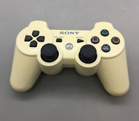 SONY Playstation 3 PS3 SixAxis DualShock 3 Controller CECHZC2J Untested B24