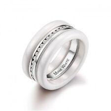 Runde Modeschmuck-Ringe aus Keramik