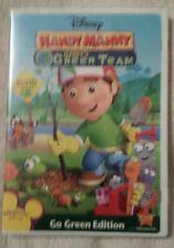 Disney DVD Handy Manny--MANNY'S GREEN TEAM 2009