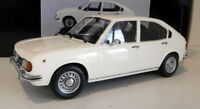 KK 1/18 Scale resin - KKDC180022 Alfa Romeo Alfasud 1.6 white