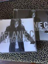 MELANIE C - HERE IT COMES AGAIN 4 TRACK DVD + CD SINGLE   spice girls