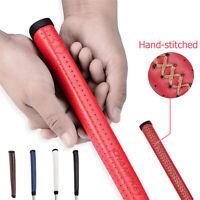 Midsize Leather Golf Putter Grip Handmade Club Grip Comfort 6