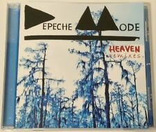DEPECHE MODE - Heaven. Remixes (Maxi-Single, Promo, 10 tracks) 2013