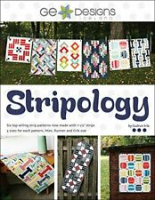 Stripology Softcover Quilt Strip Pattern Book