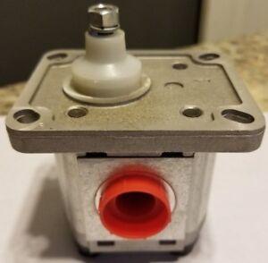 PLP10.4D0-81E1-LOB/OA-N-EL 00374686  02712H  Casappa Hydraulic Pump CW Rotation