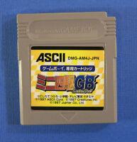 Mini-Yonku GB: Let's & Go!! (Nintendo Game Boy GB, 1997) Japan Import