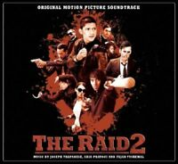 The Raid 2 OST - Soundtrack - [New & Sealed] Digipack CD