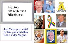 Fridge Magnet, Any Photo, you choose from our wide range of pictures, gift,