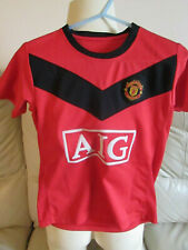 """Manchester United Home Shirt 2009/10 - Approx 30"""""""