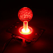 Arcade Competition 4 - 8 Way LED Light Illuminated Rocker For DIY Kit Parts MAME