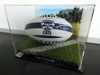 ✺Signed✺ TOM HAWKINS Geelong Cats Football PROOF COA 2020 Jumper AFL
