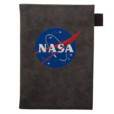 NASA LOGO BUZZ ALDRIN PASSPORT BOOKLET TRAVEL WALLET COVER SPACE ASTRONAUT MOON