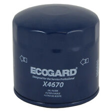 PACKAGE OF 4 NEW ECOGARD X4670 PREMIUM ENGINE OIL FILTER REPLACEMENT 67411801387
