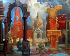 Modernist Modern (1900-1979) Date of Creation Art Paintings