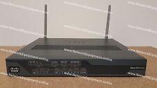 Cisco C887VAGW+7-E-K9 WiFi VDSL2/ADSL2+ HSPA+ vpn router 887VAGW+7-E-K9