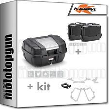 Kappa KGR52 GARDA 52 L Top Case Moto - Noir