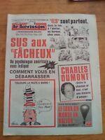 Le Hérisson n°1847 - 1981