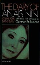 The Diary of Anais Nin, Vol. 4: 1944-1947 Anaïs Nin Paperback