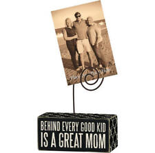 Photo Holder Great Mom Mother's Day Photograph Gift  #793