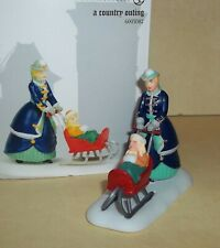 A Country Outing - 2019 Dickens' Village figurine - NEW in Box