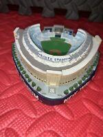 RARE New York Yankees 2009 Forever Collectibles Replica Mini Stadium MINT MLB