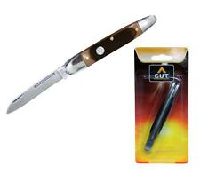 "CUT Cutlery 3.25"" Whittler Pocket Knife Derlin Handle NEW CT1012"