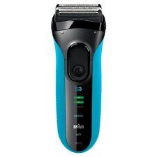 Braun Series 3 - 3040s Wet & Dry Rasierer blau