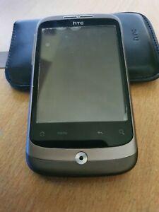 HTC Wildfire - Dark Silver (T-Mobile) Smartphone.