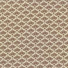 Moda Fig Tree Quilts Honeysweet Cobblestone Fan Fabric in Hazel Brown 20216-17
