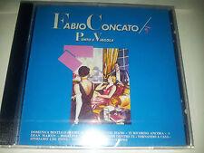 cd musica italiana concato fabio punto e virgola