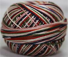 Lizbeth Cordonnet Cotton Thread - Size 3 - 121 Marble