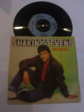"SHAKIN' STEVENS - Oh Julie - 1981 UK 2-track 7"" Vinyl Single"
