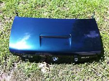 2000 BMW Z3 Factory OEM Trunk Lid with Hinges and Latch GREEN 99 00 01 Emblems