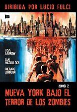 Nueva York Bajo El Terror De Los Zombies - Zombi 2